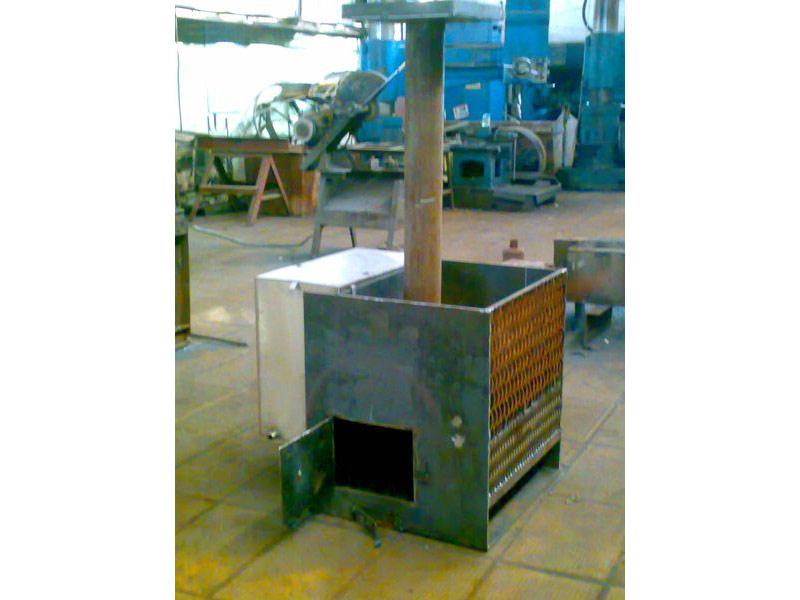 Банные печи из жаропрочной стали